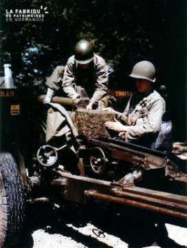 Royaume-Uni, préparation du Débarquement (début juin 1944)