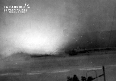 Débarquement, le 6 juin 1944 secteur Omaha beach