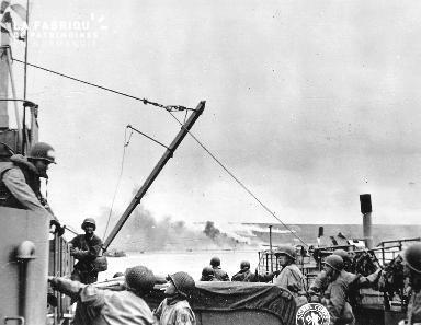 Plage de Débarquement (secteur Omaha)