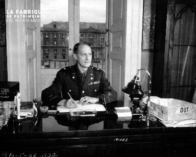 Portrait du brigadier général Edgar Erskine Hume