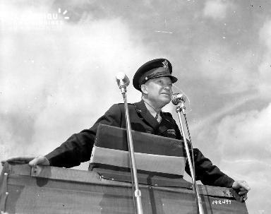 Discours du général Dwight Eisenhower