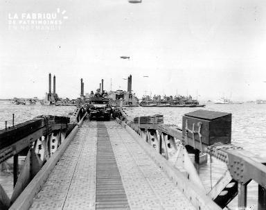 Port artificiel, secteur Omaha