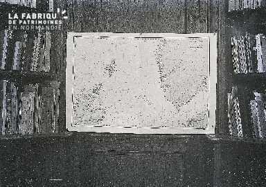 Cartes de la Mer du Nord
