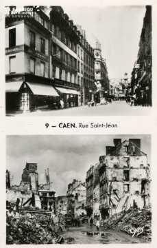 Caen- rue St-Jean