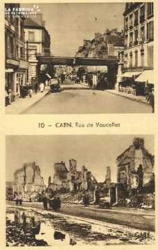 Caen - Rue de Vaucelles