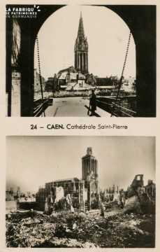Caen Cathédrale St-Pierre