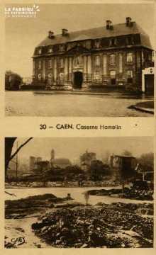 Caen Caserne Hamelin