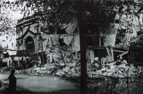 Caen detruit_1944_Monoprix