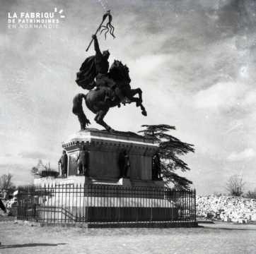 Statue du Guillaume Le Conquérant