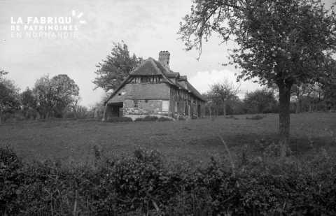Bâtiment d'habitation rurale