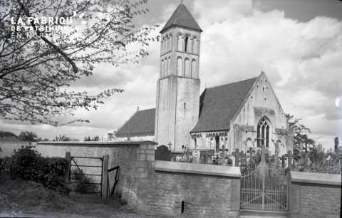 Eglise Noron-l'Abbaye