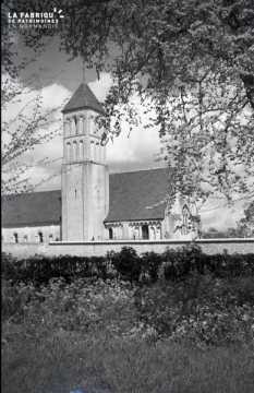 L'église de Noron-l'abbaye