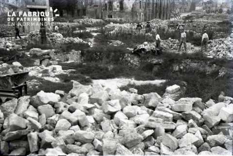 Ruines de Falaise