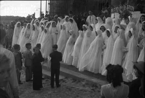 Communion à Falaise