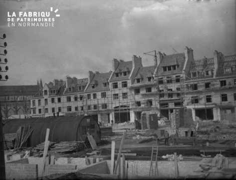 Reconstruction à Falaise