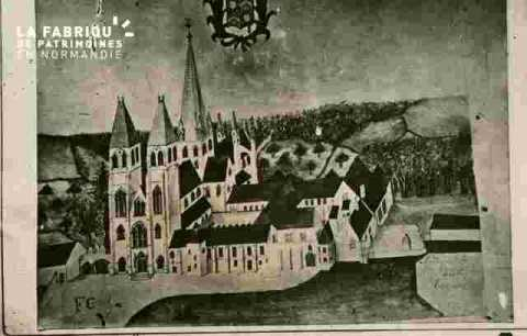 Saint Etienne.Abbaye royale