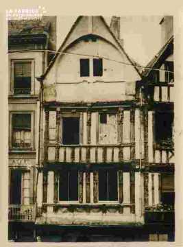 Maisons .Rue Saint Pierre