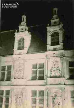 Hôtel d'Escoville.La bourse