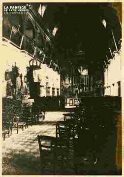 Hospice Saint Louis .La chapelle
