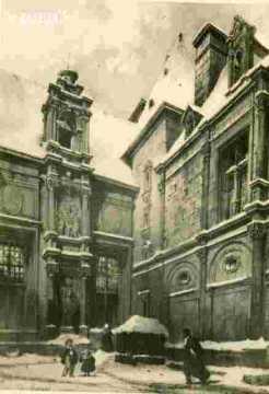 H.d'Escoville Intérieur