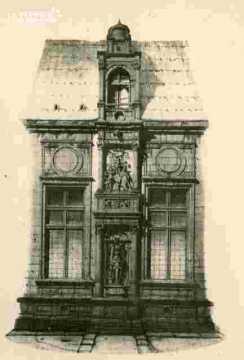 H.d'Escoville.Manoir à Caen