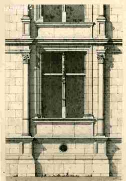 H.d'Escoville.Détails rez-de-chaussée
