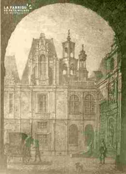 H.d'Escoville.Ancien hotel de ville