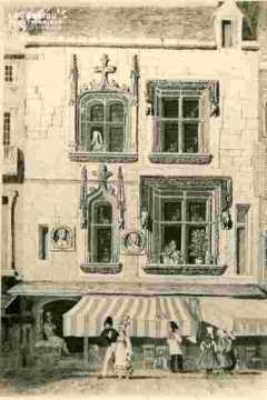 Maison  Jacques de Cahaignes