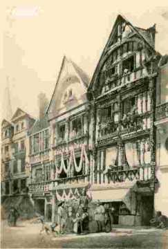 Maisons anciennes r Saint Pierre