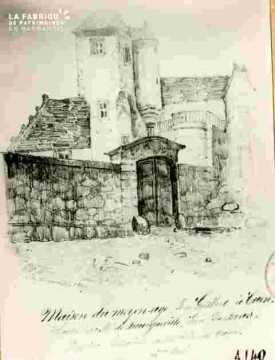 Mon du M-A, r Guilbert, de M de Bras.Ier historien