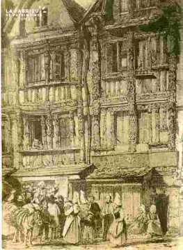 Maisons anciennes grande  r Saint Pierre