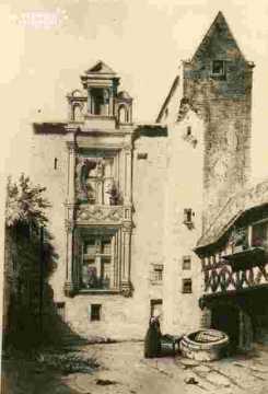 Maison ancienne renaissance