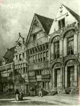 Maison ancienne r de Geôle M-A