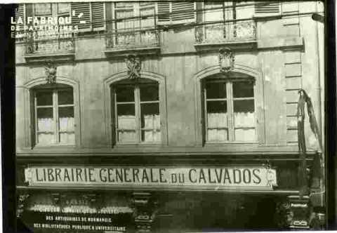 LIBRAIRIE GENERALE DU CALVADOS