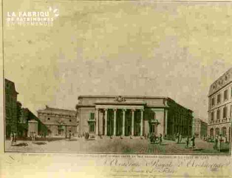 Palais de s Juridictions et des prisons royales