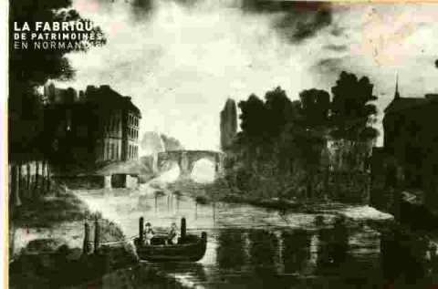 Pont de Vaucelles et Caserne             BMC