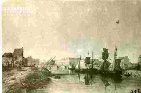 Orne et Pont de Vaucelles cf 487