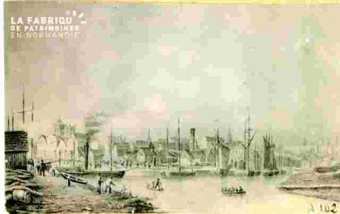 Port de Caen       BMC