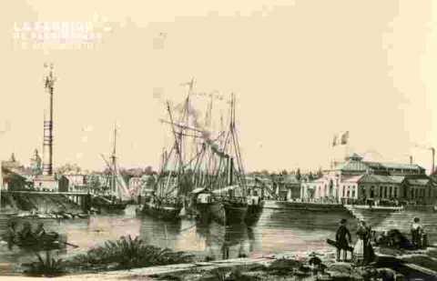 Port de Caen            2ble