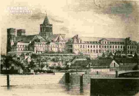 Port de Caen            2ble   La Trinité