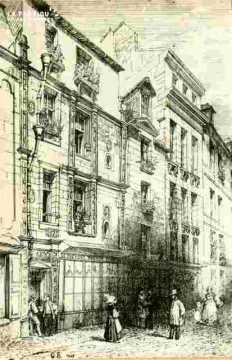 Maison 17 rue des teinturiers BMC