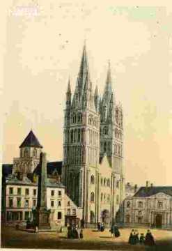 Saint Etienne.vu de la pl Msr des Hameaux BMC