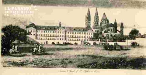 Saint Etienne.Lyceum & ch Saint Stephen      BMC