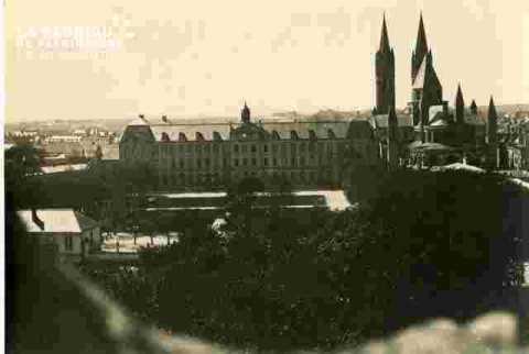 Saint Etienne et Lycée BMC