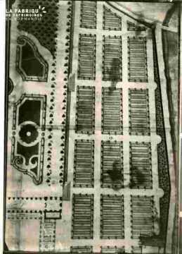 Saint Etienne.Plan de l'Abb .Parterre O       BMC