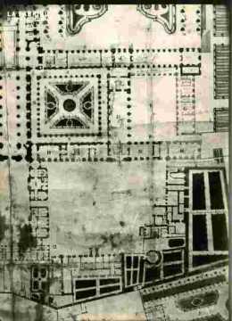 Saint Etienne.Plan de l'Abb .Parterre  B      BMC