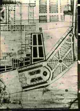 Saint Etienne.Plan de l'Abb .Parterre K      BMC
