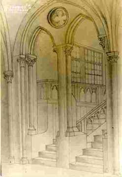 Saint Etienne. EscalierBMC