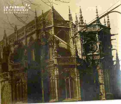 Saint Pierre.L'abside