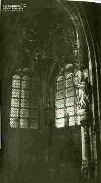 Saint Pierre.Chapelles rayonnantes